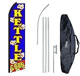 kettle corn bags -