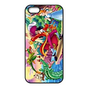 Peter Pan For iPhone 5, 5S Cases Cover Cell Phone Cases STL556206