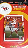 Kansas City Chiefs 2017 Donruss Factory Sealed Team Set with Kareem Hunt and Patrick Mahomes Rookie Cards plus Alex Smith and More