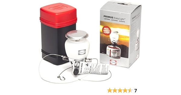 Primus Easy Light - Iluminación para camping - gris/blanco 2018