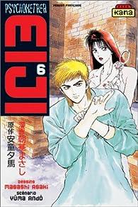 Psychometrer Eiji, tome 6 par Shin Kibayashi
