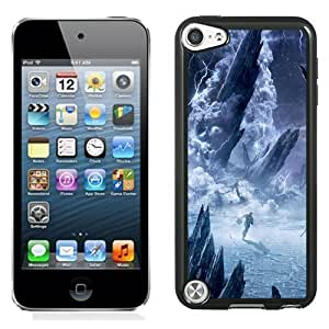 NEW Unique Custom Designed iPod Touch 5 Phone Case With Lost Planet 3 Artwork_Black Phone Case