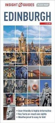 Insight Guides Flexi Map Edinburgh (Insight Flexi Maps)