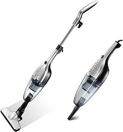 A Vacuum cleaner Aspirador Blanco de Mano Recargable 2 en 1, Aspirador sin Bolsa, Mini, inalámbrico, para Autos pequeños, para Uso en casa, Empujador/portátil Dyson para aspiradora de usos múltiples: Amazon.es: Hogar