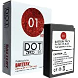 DOT-01 Brand Olympus PEN E-PL9 Battery for Olympus PEN E-PL9 Mirrorless and Olympus E-PL9 Battery Bundle for Olympus BLS50 BLS-50