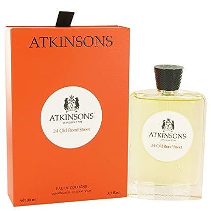 Atkinsons 24 Old Bond Street agua de colonia 100 ml