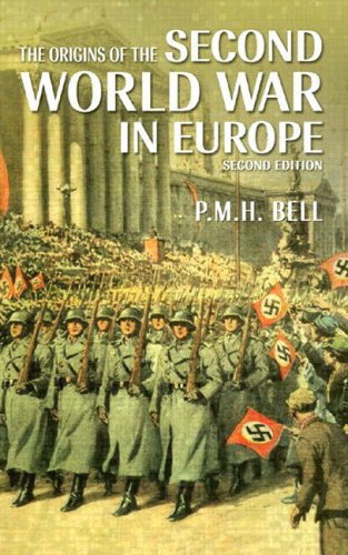 0582304709 - P.M.H. Bell: The Origins of the Second World War in Europe - Buch