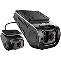 Pruveeo 312D Dash Cam Front and Rear Dual FHD1080P+FHD1080P with Sony Exmor Video Sensor Dash Camera for Cars
