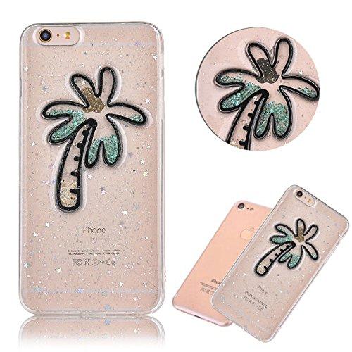 Vandot 1x Accesorios Set gel delgada case suave mate de silicona caso protector de teléfono para iPhone 6 6s 4.7 pulgadas cubierta del caso protector de Case Back Cover Caja protectora cubierta del te 3D2-7