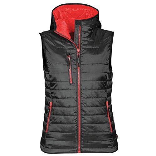 Gilet True Womens Black Thermal Stormtech Red Vest Gravity 1YIWxSCn