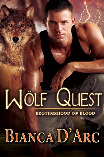 Wolf Quest (Brotherhood of Blood Book 7) (Sun Arc)