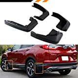 mud flap crv - Cuztom Tuning FRONT & REAR SPLASH GUARD MUD FLAP SET FOR 2017 2018 ALL NEW HONDA CR-V CRV