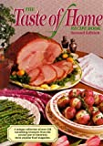 The Taste of Home Recipe Book, Reiman Publications Staff, 0898212138
