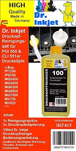 irp415 - Dr. Inkjet Juego de limpieza de cabezal de impresión para ...