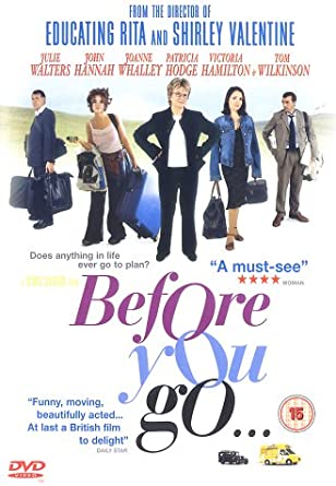 Before You Go [UK Import]