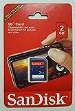 : SanDisk 2 GB Class 2 SD Flash Memory Card SDSDB-2048-A11