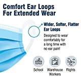 WeCare Disposable Face Masks with Ultra Comfort Ear