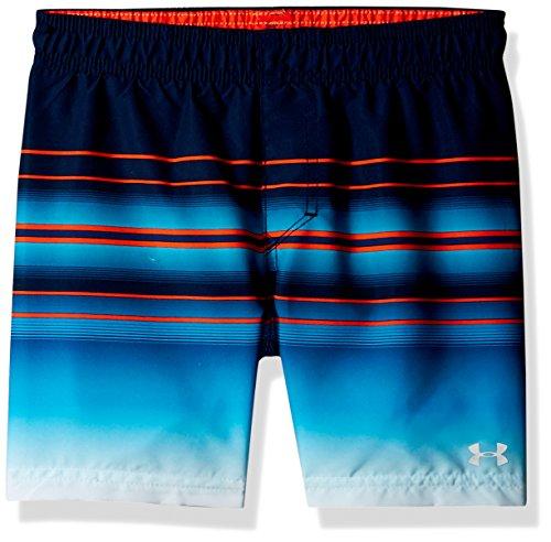 Under Armour Big Boys' Swim Shorts, Academy, Large