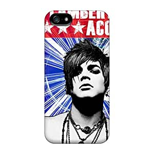 Best Cell-phone Hard Cover For Iphone 5/5s With Support Your Personal Customized High Resolution Papa Roach Image AlissaDubois