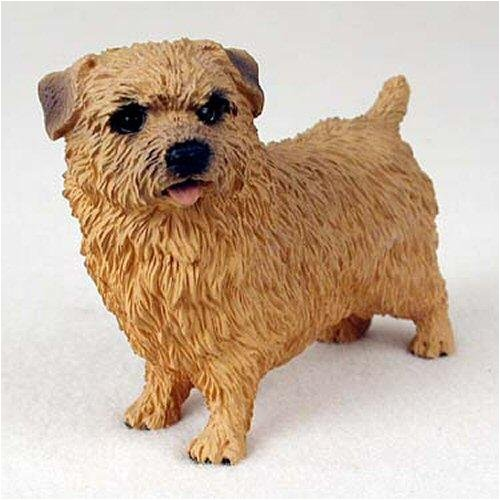 Norfolk Terrier Original Dog Figurine (4in-5in)