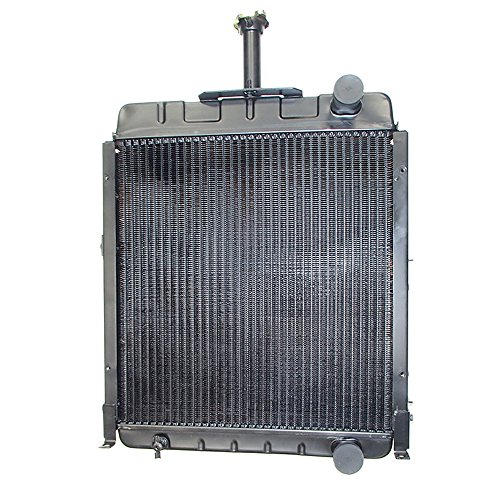 Case Ih International (84524C93 Radiator Made For Case International Tractor 484 485 574 585 685 784 885)