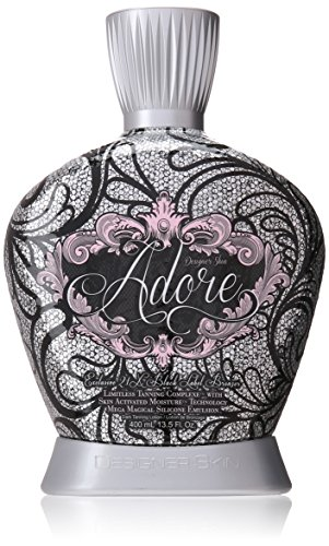 Designer Skin New Adore Black Label Bronzer Lotion, 13.5 Flu