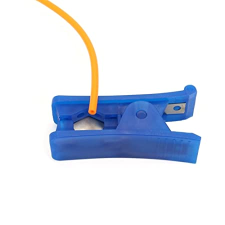 JFCUICAN Accesorios de Impresora 3D Mini Azul de PTFE Pinzas ...