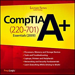 CompTIA A+ Essentials (220-701) Lecture Series Lecture