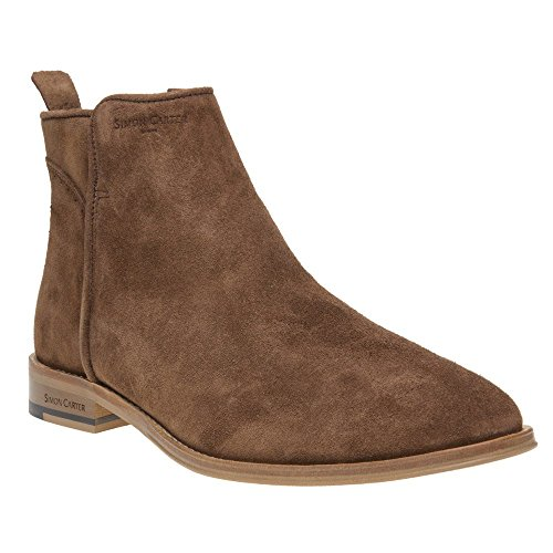 Simon Carter Holst Mens Boots Tan