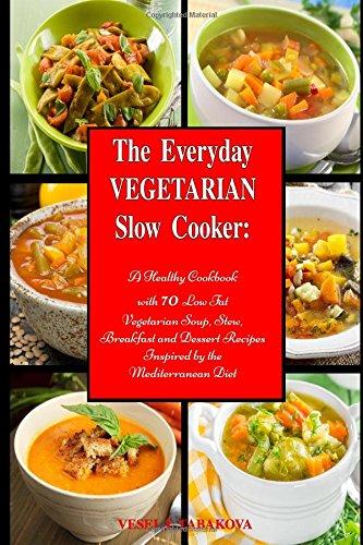 Everyday Vegetarian Slow Cooker Mediterranean product image