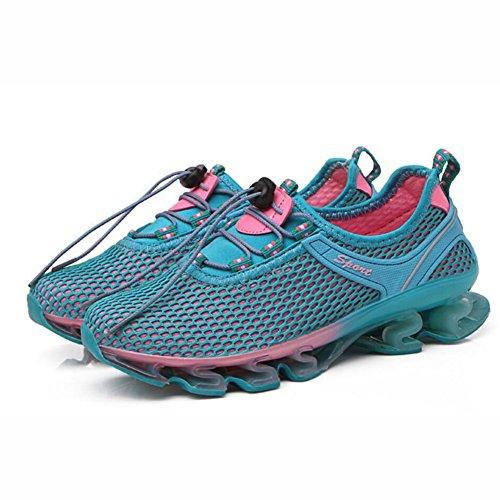 l'estate sportive da trekking Scarpe da ideali da Scarpe ad rapida Scarpe corsa Sneakers a UN casual Scarpe da corsa per leggere l'outdoor asciugatura donna per Comode Scarpe rete FqxdE8