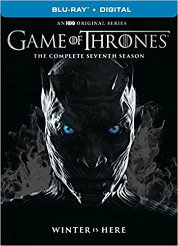 Game Of Thrones S7 Blu Ray GAME OF THRONES THE COMPLETE SEVENTH SEASON 0883929605330 Amazon Books