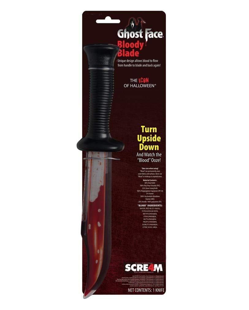 Scream Cuchillo con sangre: Amazon.es: Juguetes y juegos