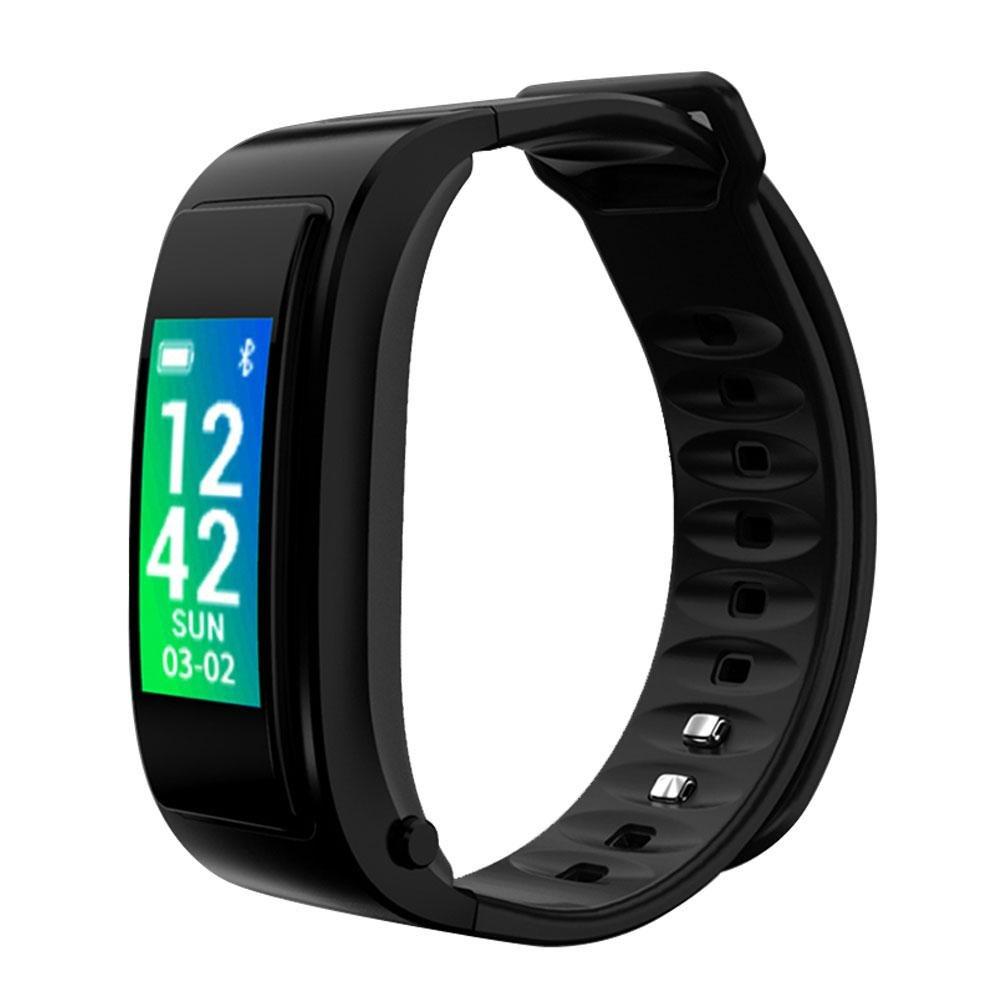 Fitness Tracker, pulsera inteligente impermeable podómetro ...