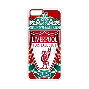 Liverpool Logo For iPhone 6 Plus Screen 5.5 Inch Csae protection phone Case FX262675