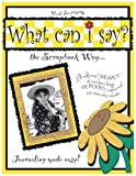 What Can I Say?, Wendi Sue, 0976192500