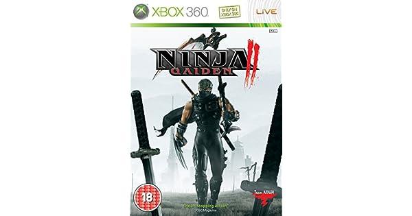 Microsoft Ninja Gaiden II - Juego (Xbox 360, Acción, Team ...