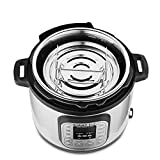 Stackable pot - Stainless Steel Pressure Cooker Steamer Insert...