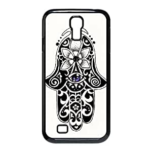 Samsung Galaxy S4 I9500 Phone Case Black HAMSA AH1098541