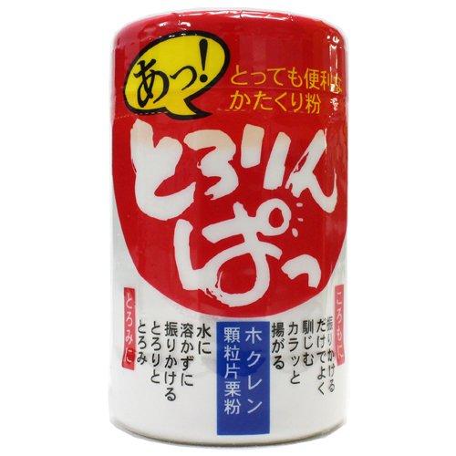 ホクレン とろりんぱ 顆粒片栗粉 160g 1個粉の商品画像