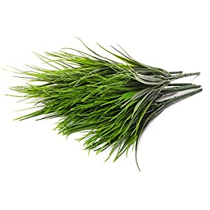 Faux Wheat Grass Pick - 6 Pieces Bundle - 11 Inches for Floral Arrangements, Wedding, Home Decor 31