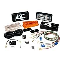 KC HiLiTES 516 2x6 55w Fog/Driving Light System