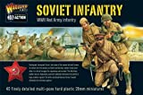 Bolt Action Soviet Infantry (40) Miniatures Warlord Games