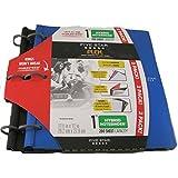 Five Star Flex 1 Hybrid Notebinder 2pk (Black / Blue)