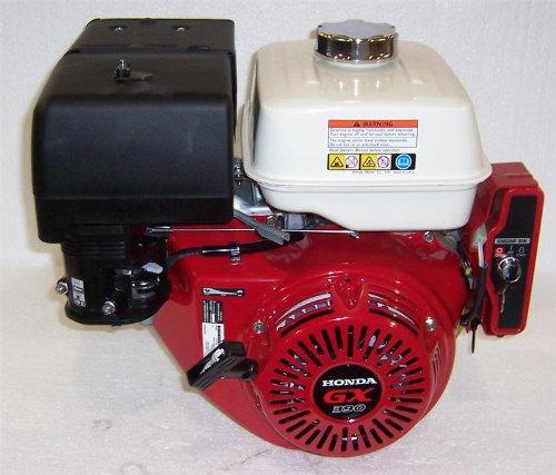 Gas Engine, 3600 rpm, Horizontal Shaft ()