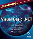 img - for Mastering Visual Basic .NET by Evangelos Petroutsos (2001-12-05) book / textbook / text book