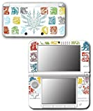Monster Hunter 4 Ultimate Generations Stories Video Game Vinyl Decal Skin Sticker Cover for Original Nintendo 3DS XL System