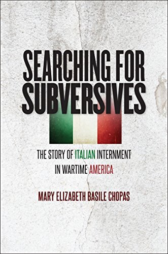 {{UPD{{ Searching For Subversives: The Story Of Italian Internment In Wartime America. Keynes materia Pueblo company Despues programa abrirlo James 5119H-MMuSL