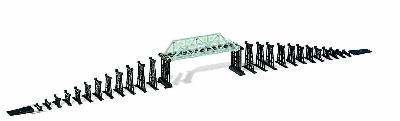 Mehano Vía para modelismo ferroviario (H0 ME BRÜCKEN-SET F292)