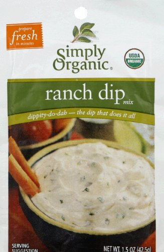 ingredients in ranch dressing mix - 7